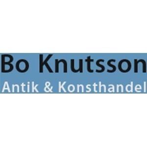 Knutssons Antik- & Konsthandel logo