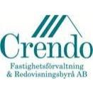 Crendo Fastighetsförvaltning & Redovisningsbyrå AB logo