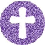 Langå-Øksendrup-Svindinge Sognes Menighedsråd logo