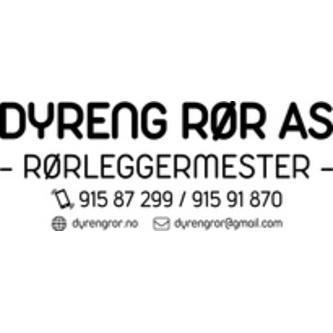 Dyreng Rør AS logo