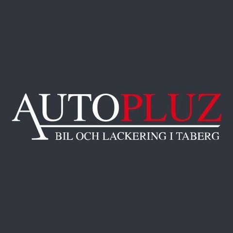 Autopluz bil och lackering i Taberg logo