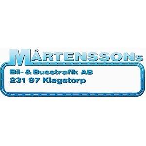 Mårtenssons Bil & Busstrafik logo