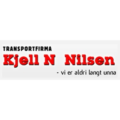 Transportfirma Kjell N Nilsen AS logo