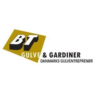 BT Gulve og Gardiner Middelfart logo