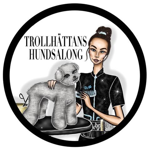 Trollhättans Hundsalong logo