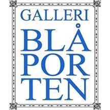 Galleri Blå Porten logo