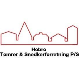 Hobro Tømrer & Snedker P/S logo