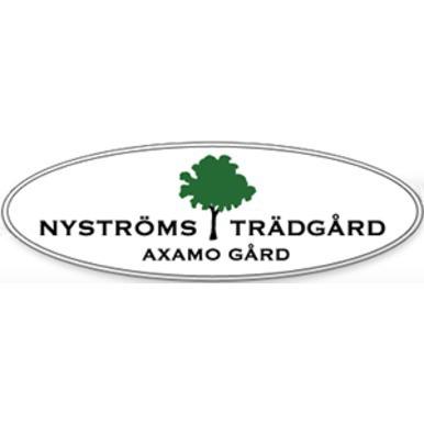 Nyströms Trädgård Axamo AB logo