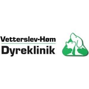 Vetterslev - Høm Dyreklinik logo
