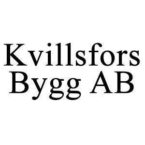 Kvillsfors Bygg AB logo