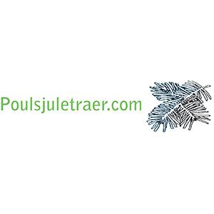 Skoventreprenør Poul Næsager logo