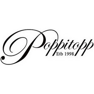 Salong Poppitopp logo