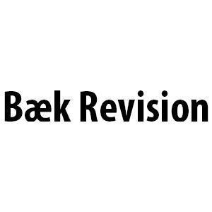 Bæk Revision logo