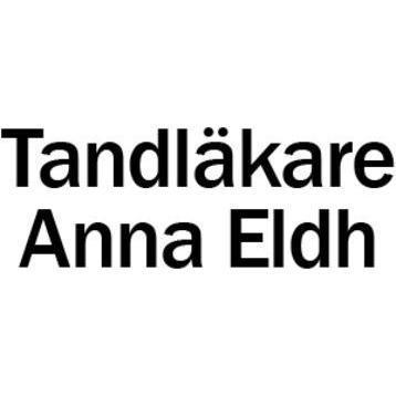 Tandläkare Anna Eldh logo