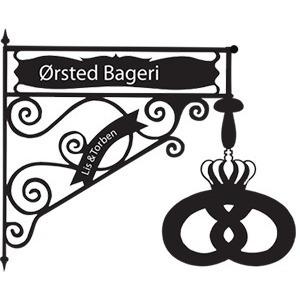 Ørsted Bageri logo