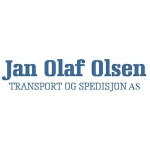 Jan Olaf Olsen Transport & Spedisjon AS logo