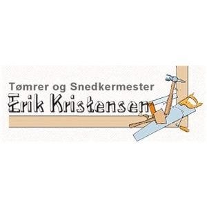 Tømrer og Snedkermester Erik Kristensen logo