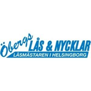 Öbergs Lås & Nycklar Eftr KB logo