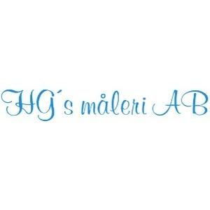 HG's Måleri AB logo