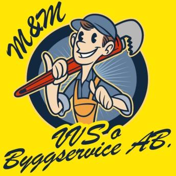 M&M VVS o Byggservice AB logo