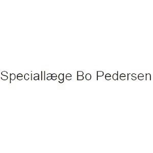 Speciallæge Bo Pedersen logo