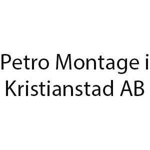 Petro Montage i Kristianstad AB logo