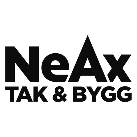 NeAx Tak & Bygg AB logo