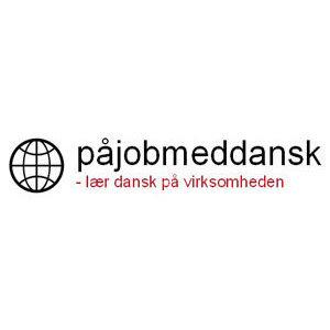 På Job Med Dansk logo