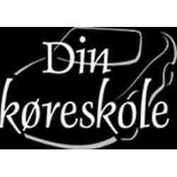 Din Køreskole logo