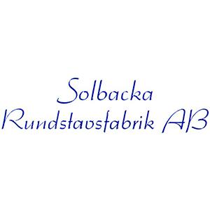 Solbacka Rundstavsfabrik AB logo
