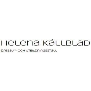 Helena Källblad Dressyr- och Utbildningsstall logo