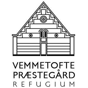 Vemmetofte Præstegård logo