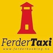 Ferder Taxi As .Tjøme Taxi AsHeidis Tur & Taxi Service AS logo