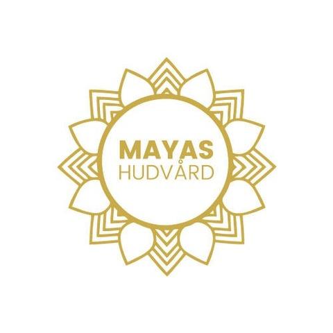 Mayas Hudvård logo