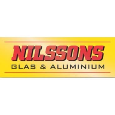 Nilssons Glas och Aluminium AB logo