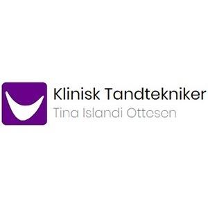 Klinisk Tandtekniker Tina Islandi Ottesen logo