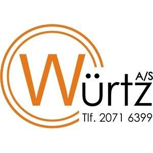 WÜRTZ BROLÆGNING OG ANLÆG A/S logo