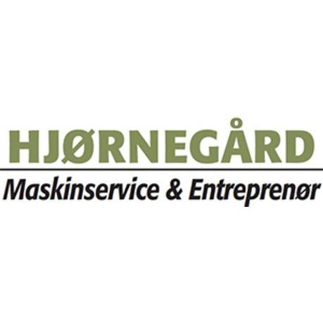 Hjørnegård Entreprenør logo