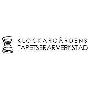 Klockargårdens Tapetserarverkstad logo