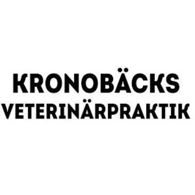 Kronobäcks Veterinärklinik logo