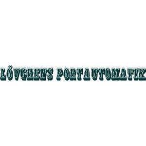 Lövgrens Portautomatik logo