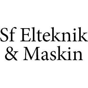 Sf Elteknik & Maskin logo