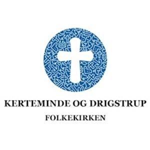 Kerteminde Sogns Kirkekontor logo