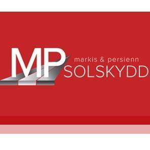 MP Solskydd AB logo