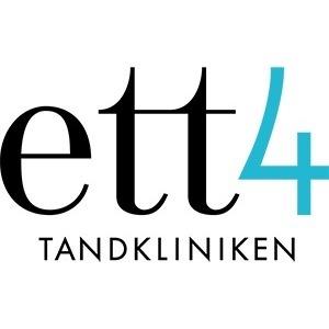 Tandkliniken ett 4 logo