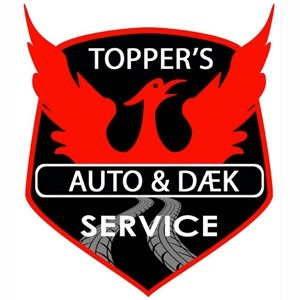 Toppers Autohjælp logo