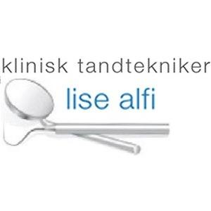Klinisk Tandtekniker Lise Alfi logo