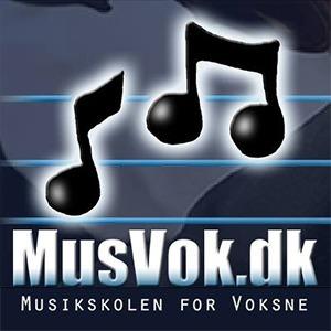 Musikskolen for Voksne logo