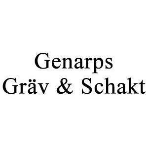 Genarps Gräv & Schakt AB logo