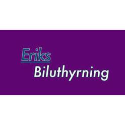 Eriks Biluthyrning logo